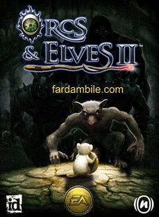 بازی موبایل – جاوا  – Orcs Elves II